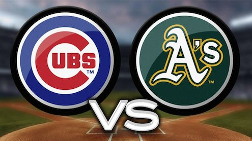 Cubs vs. Athletics: 1989 World Series