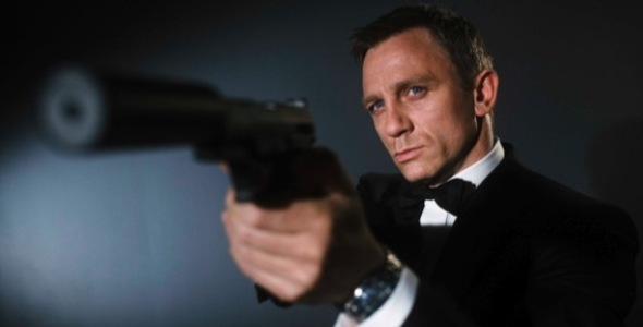 Daniel Craig as James Bond, 007