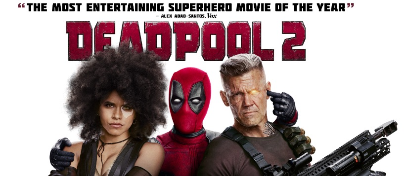 Deadpool 2 opens to $125 million