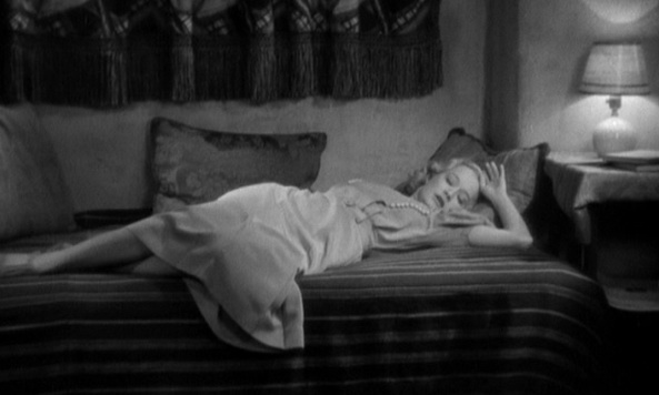 "scene from ""Design for Living"" (1933)"