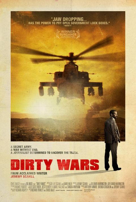 Dirty Wars, Jerremy Scahill