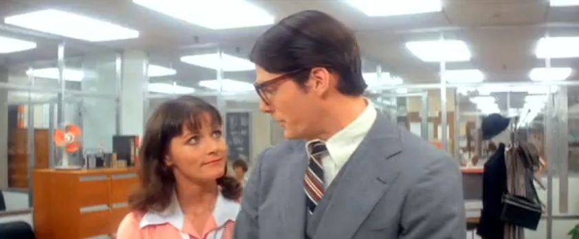 Supercute: Lois and Clark in the best lost scene ever