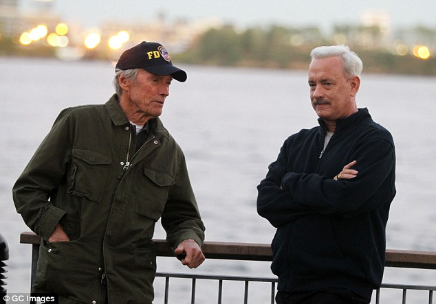 Clint Eastwood and Tom Hanks