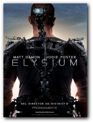 Poster for Elysium