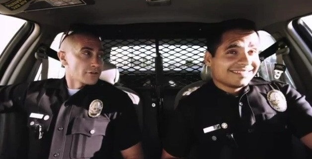 """End of Watch"" screenshot"