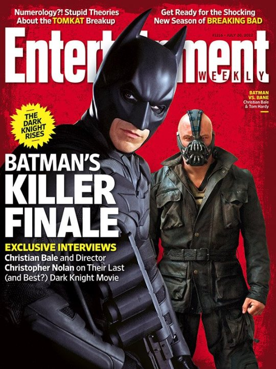 Entertainment Weekly: Batman's Killer Finale