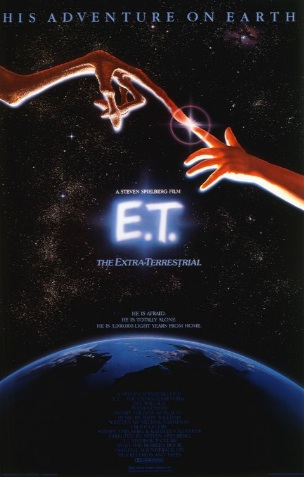 "Poster for ""E.T."" (1982)"