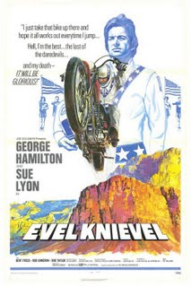 poster for Evel Knievel (1971)