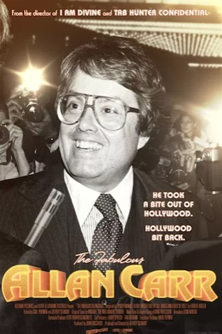 The Fabulous Allan Carr documentary