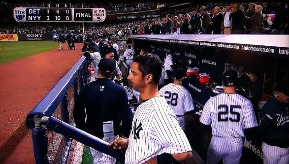 fall of the Yankees