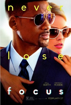 Focus, starring Will Smith and Margot Robbie