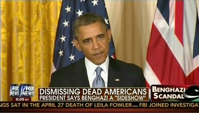 Fox-News Benghazi outrage: red meat to its viewers