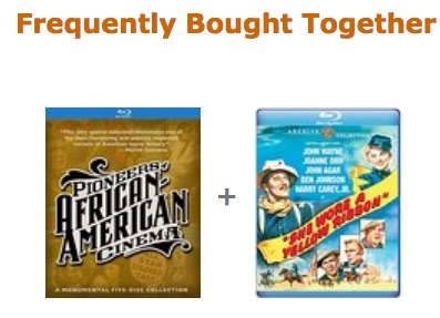 Amazon: Frequently Bought Together