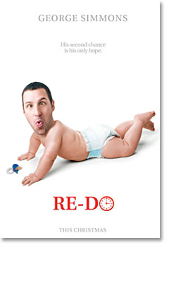 """Re-Do"" poster from ""Funny People"" (2009)"