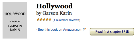 Garson Karin, Hollywood, amazon.com