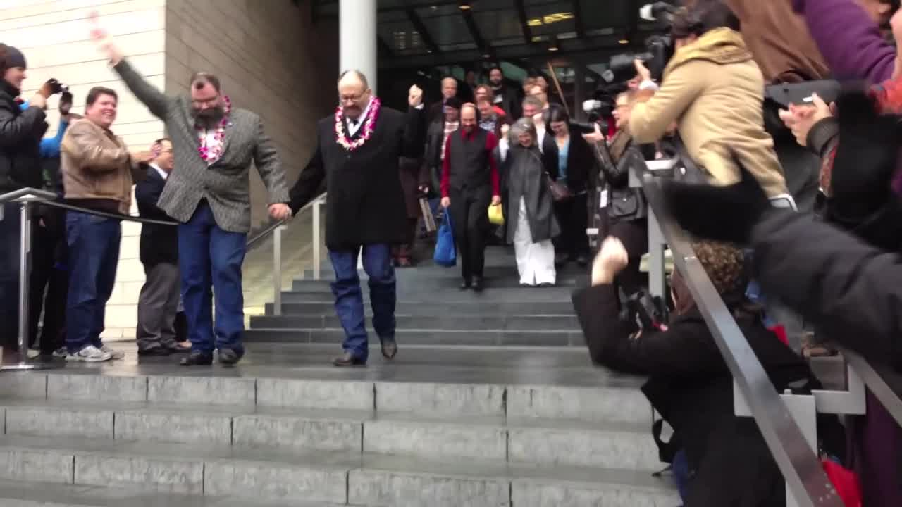 Seattle, December 9, 2012, gay marriage