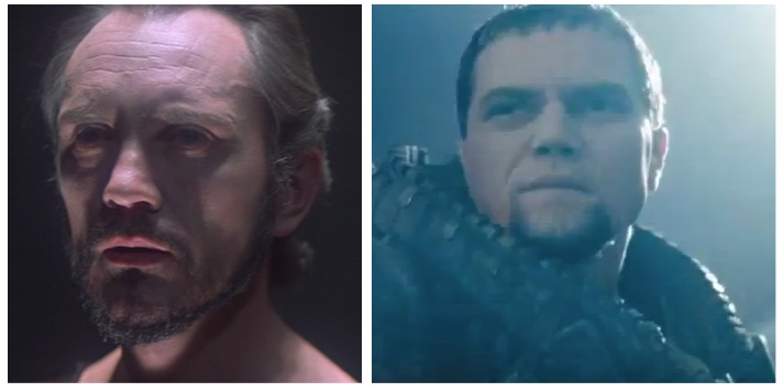 General Zod in 1978 (UK) and in 2013 (US)