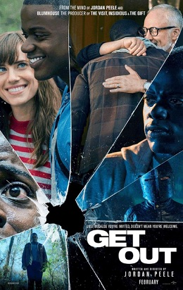 Get Out: horror film by Jordan Peele