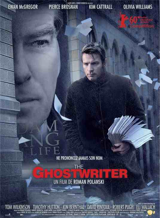 "Roman Polanski's ""The Ghost Writer"" (2010)"