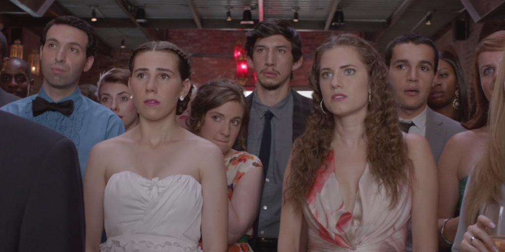 Girls, Season 1: Jessa's wedding