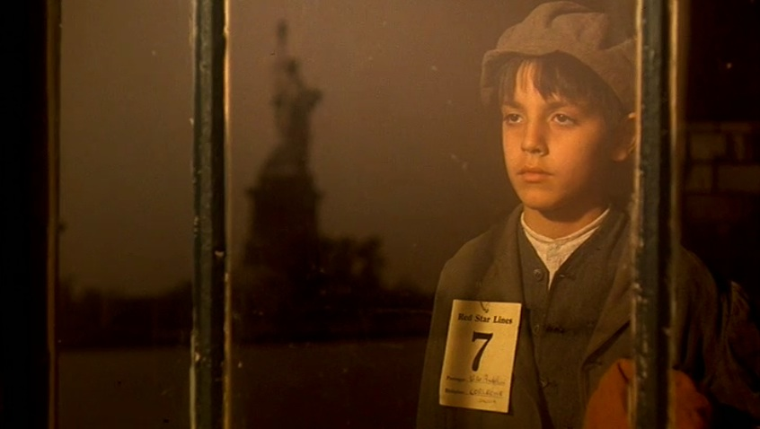The Godfather Part II: Statue of Liberty scene