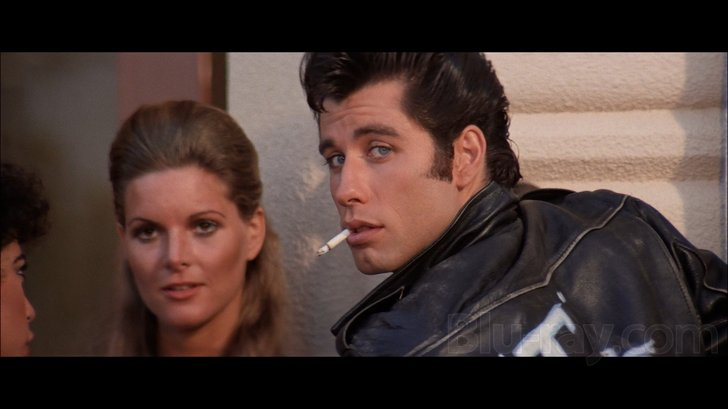"John Travolta in ""Grease"" (1978)"