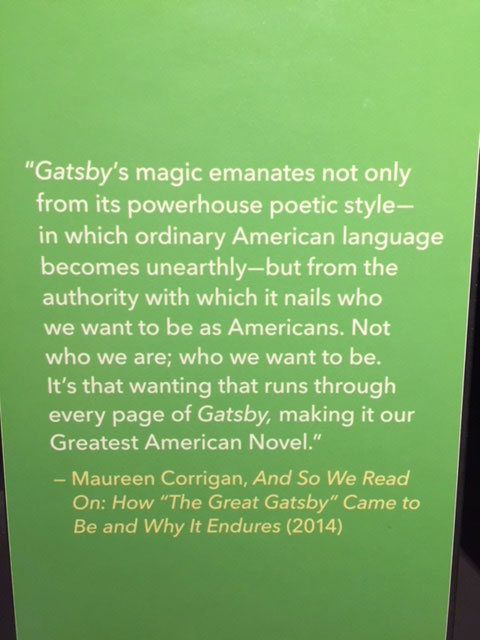 Why Great Gatsby is the Great American Novel