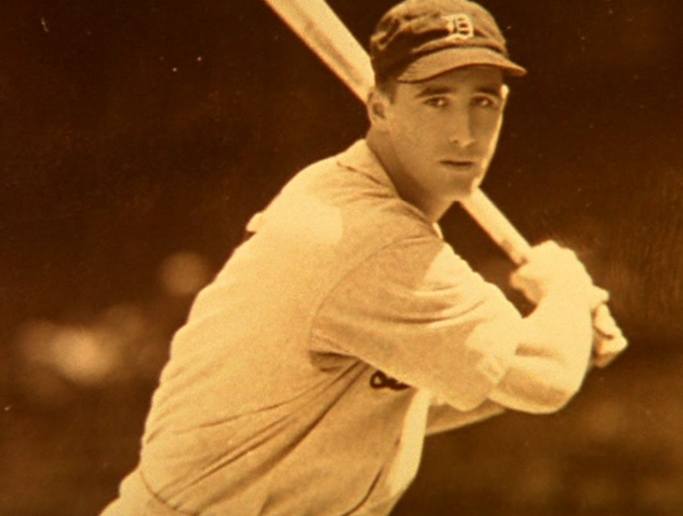 "Hank Greenberg, from ""The Life and Times of Hank Greenberg"""