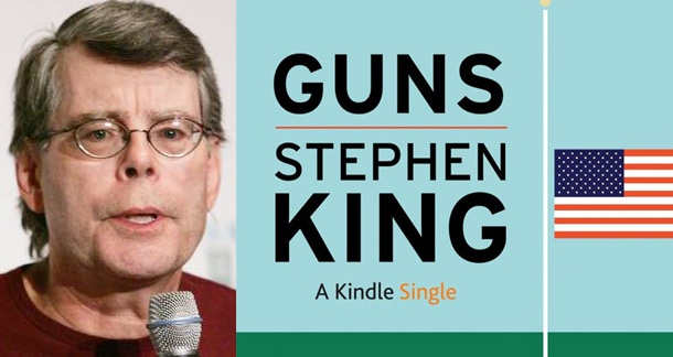 Guns, a Kindle Single, by Stephen King
