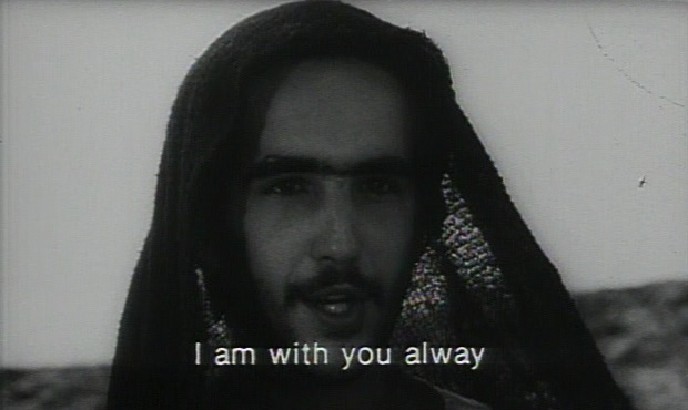"Jesus is risen: from Pasolini's ""The Gospel According to St. Matthew"" (1964)"