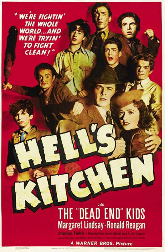 Hell's Kitchen with Ronald Reagan review