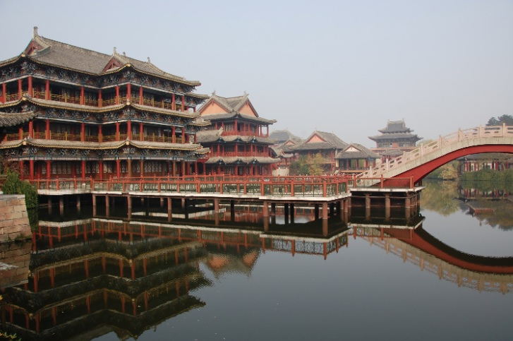 Hengdian World Studios, China