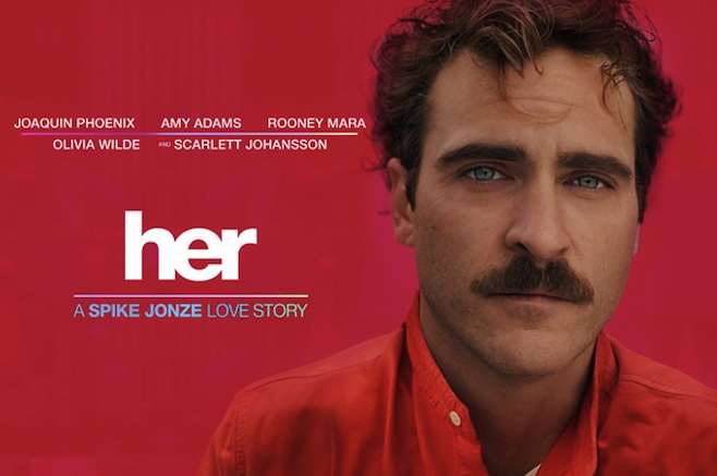 "Spike Jonze's ""Her"""