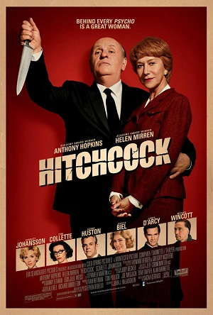Poster for Hitchcock (2012)