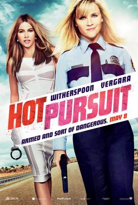 Hot Pursuit with Reese Witherspoon and Sofia Vergara