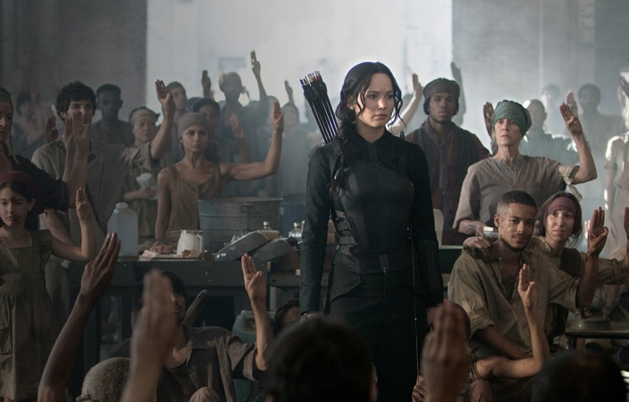 Worst of the year: The Hunger Games: Mockingjay Part 1