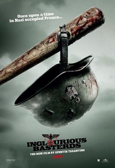 "Poster for ""inglorious Basterds"""
