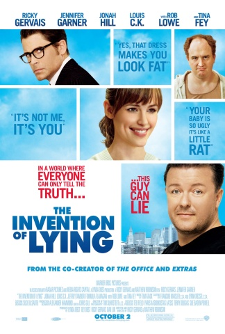 The Invention of Lying poster - US