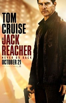 Review of Jack Reacher: Never Go Back