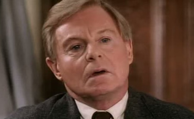 Derek Jacobi as Alan Turing