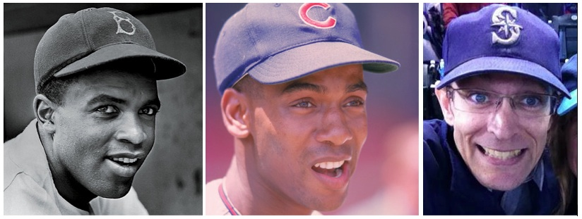 Jackie Robnsin, Ernie Banks, Tim Harrison, birthdays