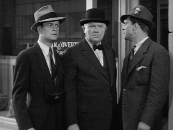 "Jenks, Axford, Reid in ""The Green Hornet"" (1940)"