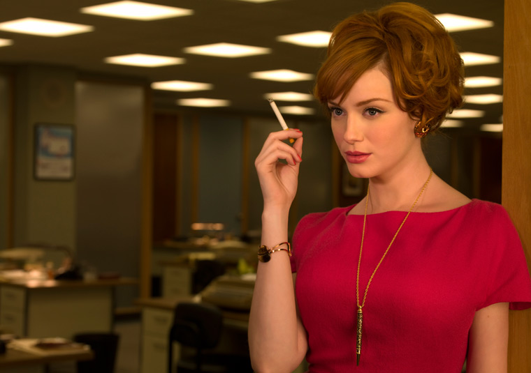 Joan from Mad Men