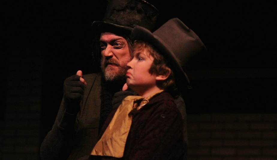 Jordan Muschler as the Artful Dodger