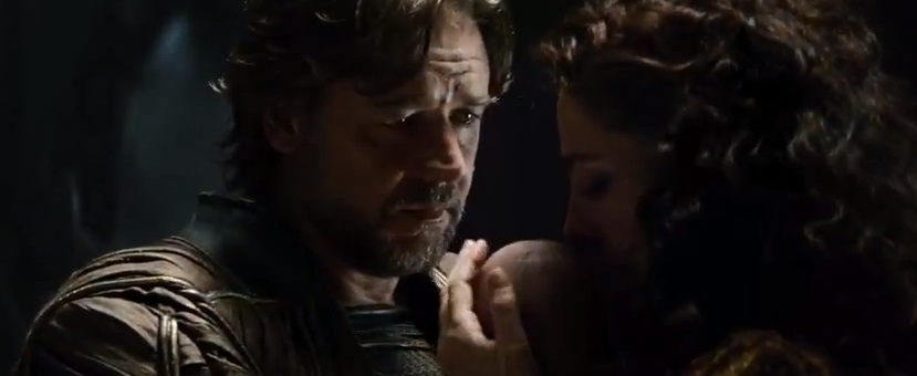 "Jor-El (Russell Crowe) in ""Man of Steel"" (2013)"