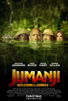 Jumanji movie review