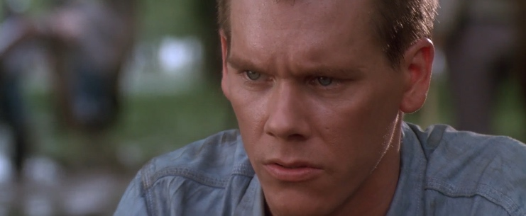 Kevin Bacon in JFK