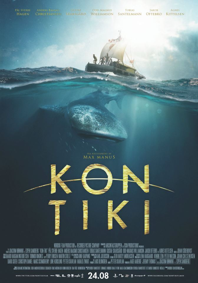 Poster for Kon-Tiki (2012)
