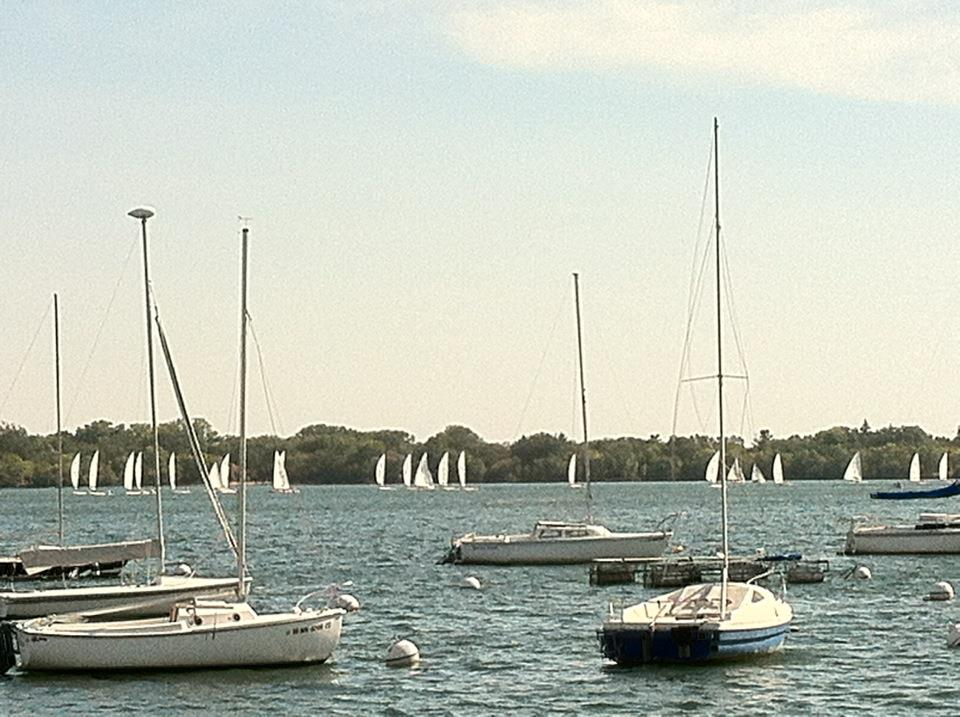 Lake Harriet, Minneapolis, Minnesota: September 2012