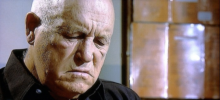 "Lawrence Tierney in ""Reservoir Dogs"""